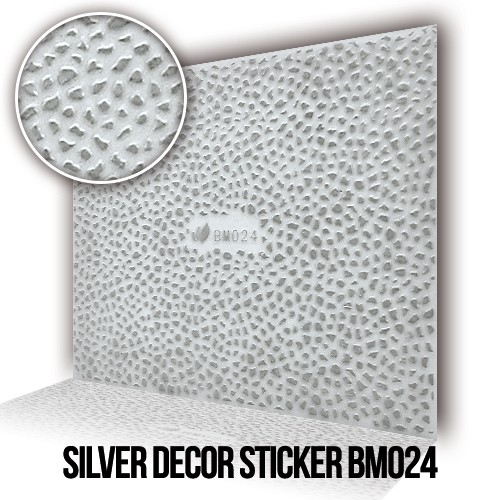 Adesivo Decorativo Argento BM024