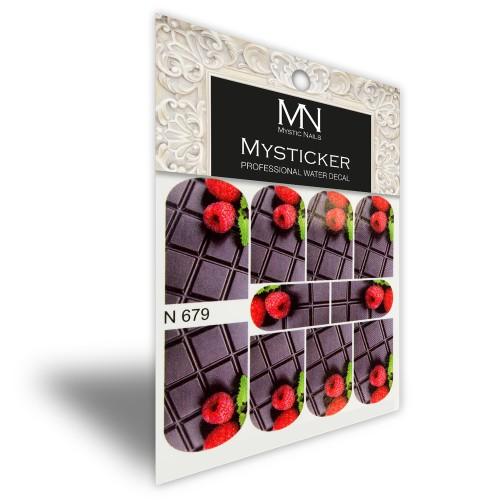 Mysticker - N679