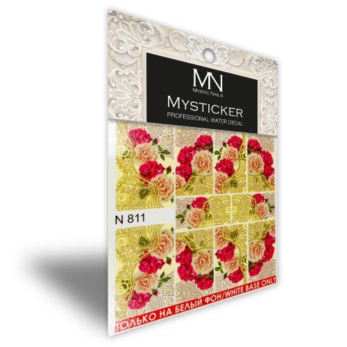 Mysticker - N811