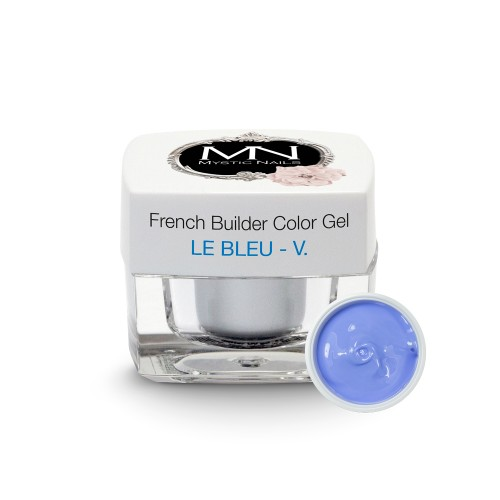 French Builder Color Gel - V. - le Bleu - 4g - Limited Edition