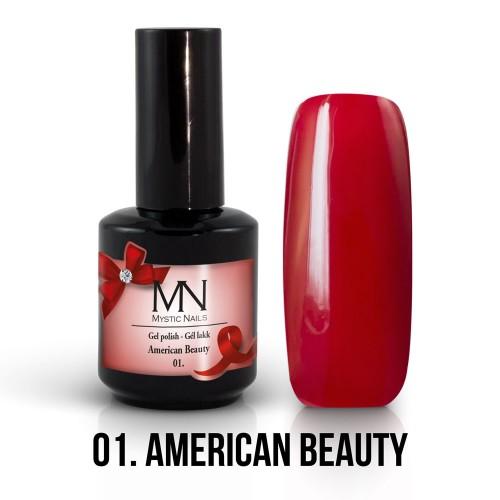 Gel Polish 01 - American Beauty 12ml