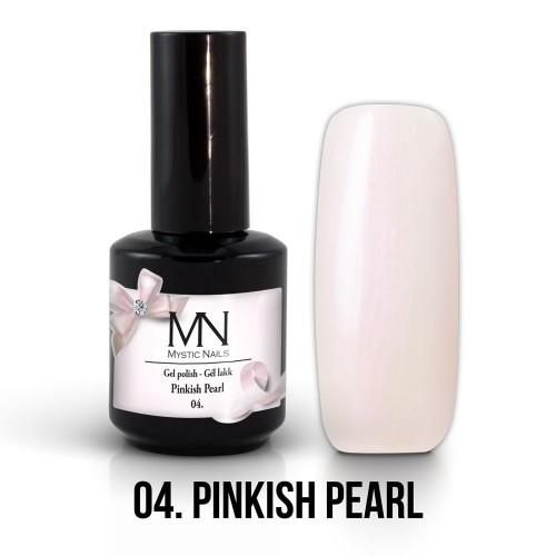 Gel Polish 04 - Pinkish Pearl 12ml