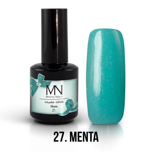 Gel Polish 27 - Menta 12ml
