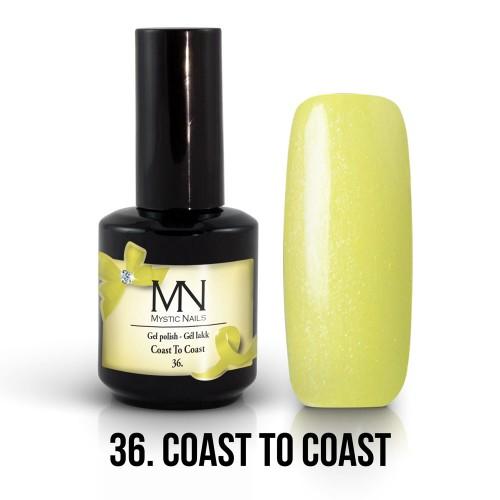 Gel Polish 36 - Coast to Coast 12ml