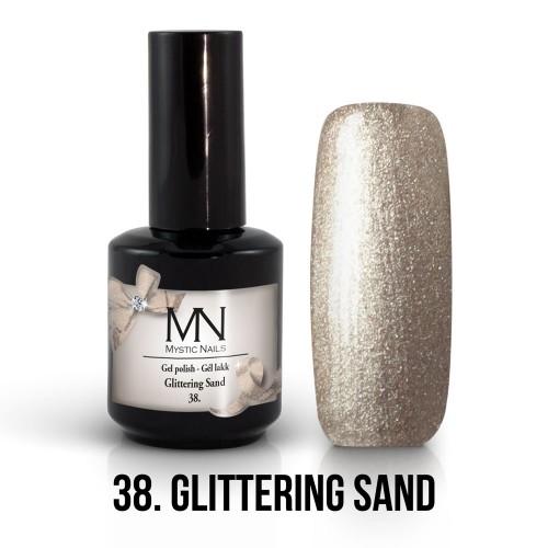 Gel Polish 38 - Glittering Sand 12ml