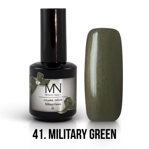 Gel Polish 41 - Military Green 12ml