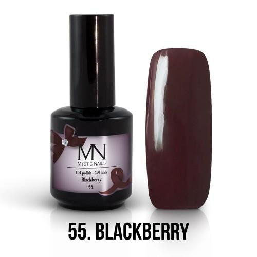 Gel Polish 55 - Blackberry 12ml