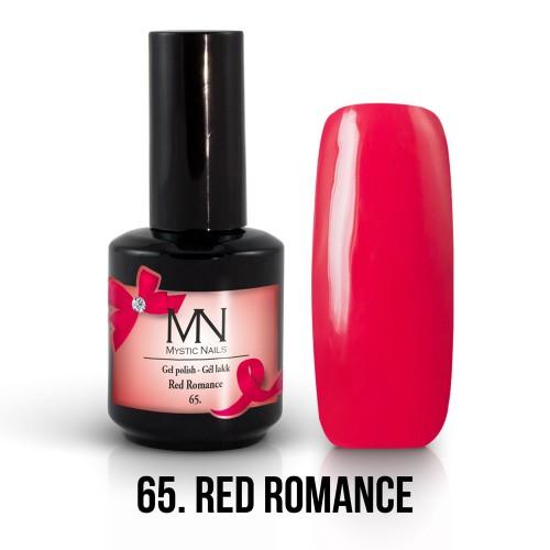 Gel Polish 65 - Red Romance 12ml