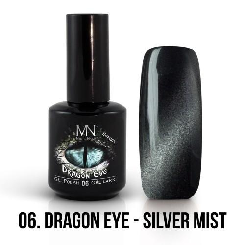Gel Polish Dragon Eye Effetto 06 - Silver Mist 12ml