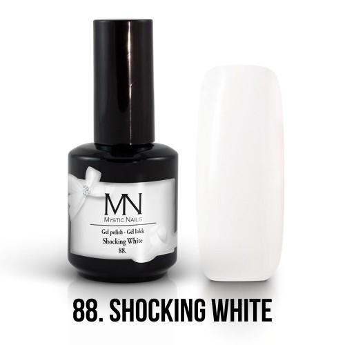 Gel Polish 88 - Shocking White 12ml