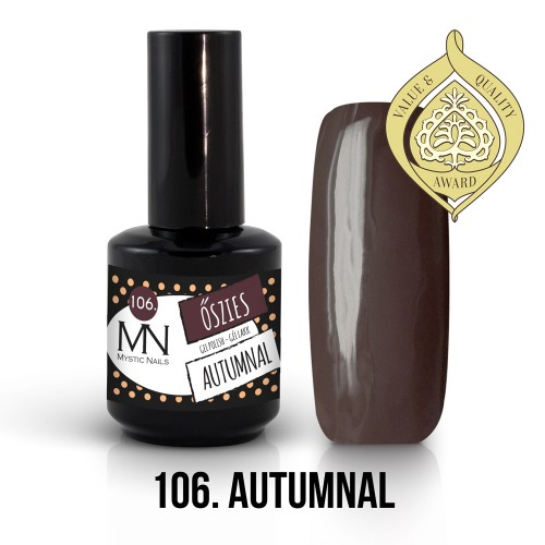 Gel Polish 106 - Autumnal 12ml