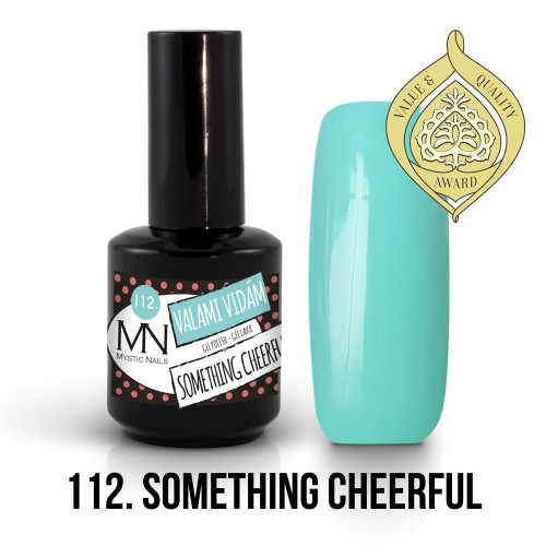 Gel Polish 112 -  Something Cheerful 12ml