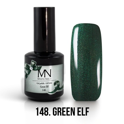 Gel Polish 148 - Green Elf 12ml