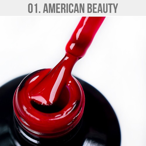 Gel Polish 01 - American Beauty 12ml