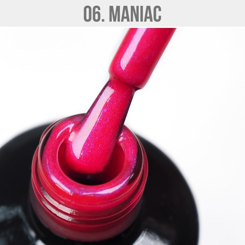Gel Polish 06 - Maniac 12ml