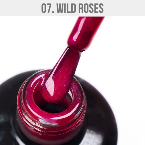 Gel Polish 07 - Wild Roses - 12ml
