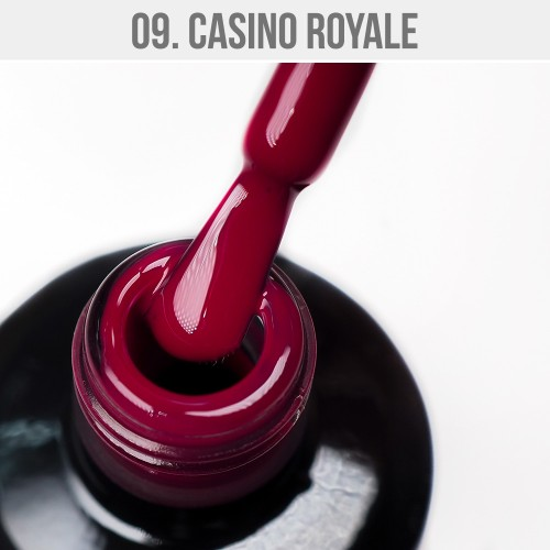 Gel Polish 09 - Casino Royale 12ml