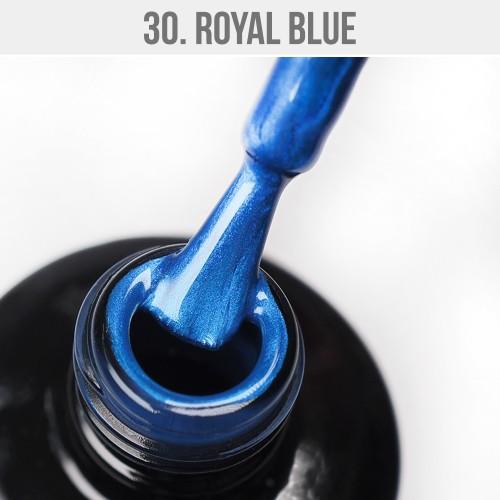 Gel Polish 30 - Royal Blue 12ml