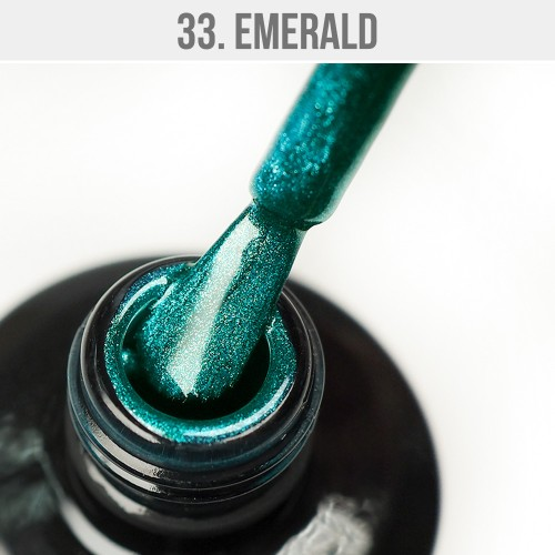 Gel Polish 33 - Emerald 12ml