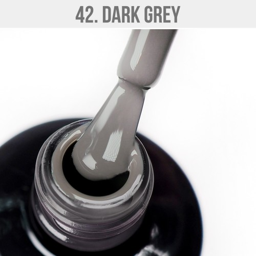 Gel Polish 42 - Dark Grey 12ml