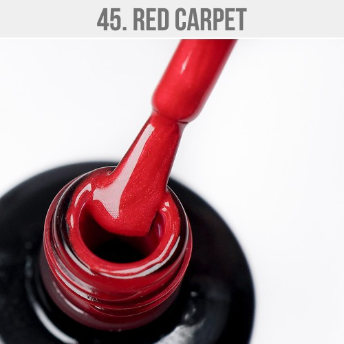 Gel Polish 45 - Red Carpet 12ml