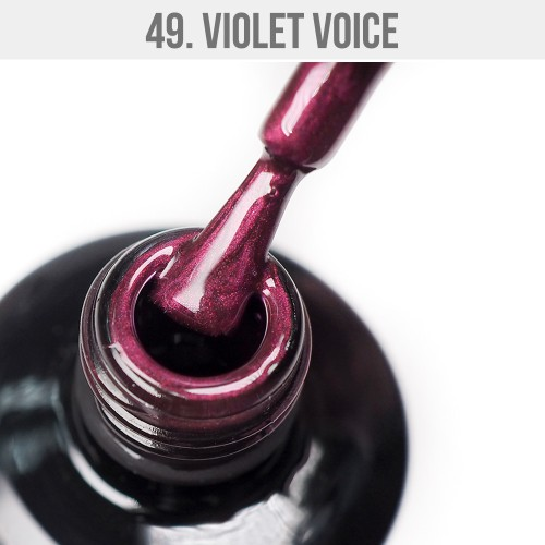 Gel Polish 49 - Violet Voice 12ml