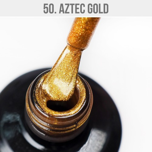 Gel Polish 50 - Aztec Gold 12ml