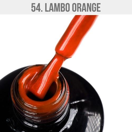 Gel Polish 54 - Lambo Orange 12ml