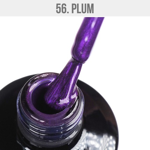 Gel Polish 56 - Plum 12ml