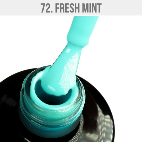 Gel Polish 72 - Fresh Mint 12ml