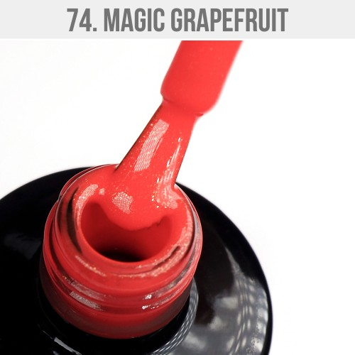 Gel Polish 74 - Magic Grapefruit 12ml