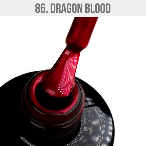 Gel Polish 86 - Dragon Blood 12ml
