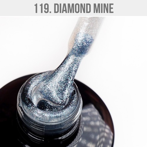 Gel Polish 119 - Diamond Mine 12ml
