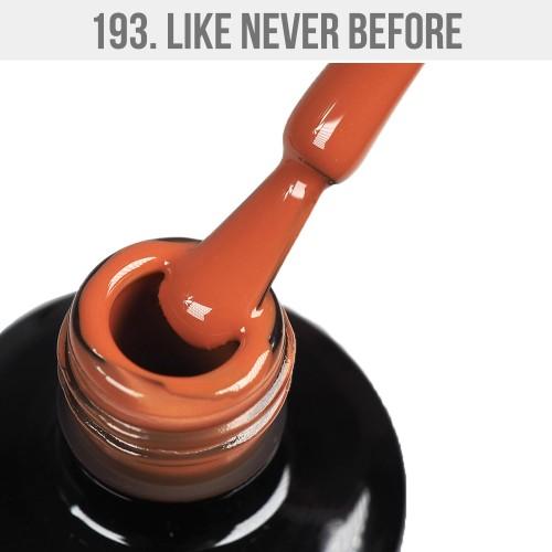 Gel Polish 193 - Like never before 12ml