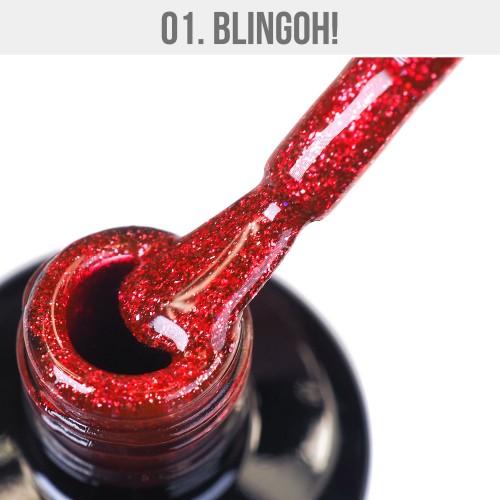 Gel Polish BlingOh! 01 - 12 ml