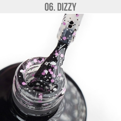 Gel Polish Dizzy 06 - Dizzy Purple 12ml