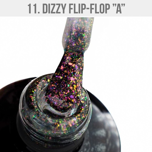Gel Polish Dizzy 11 - Dizzy Flip-Flop A 12ml