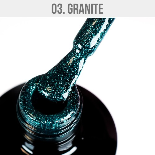 Gel Polish Granite 03 - 12ml