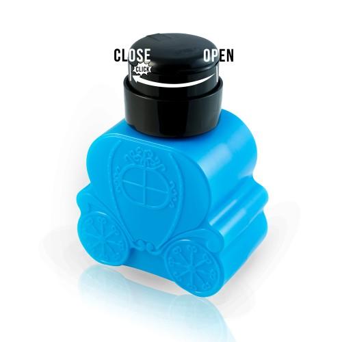 Dosatore a pompa -blu
