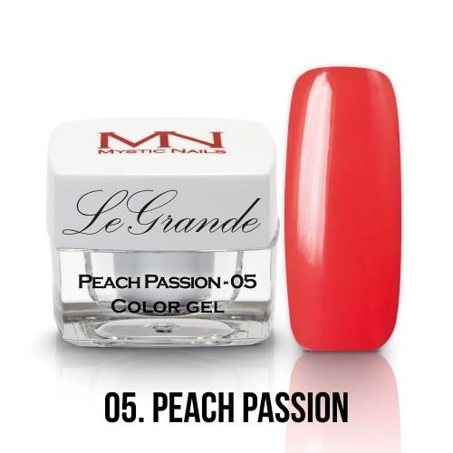 LeGrande Color Gel - no.05. - Peach Passion - 4g