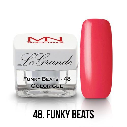 LeGrande Color Gel - no.48. - Funky Beats - 4g
