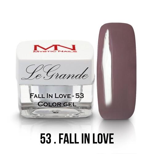LeGrande Color Gel - no.53. - Fall in Love - 4g