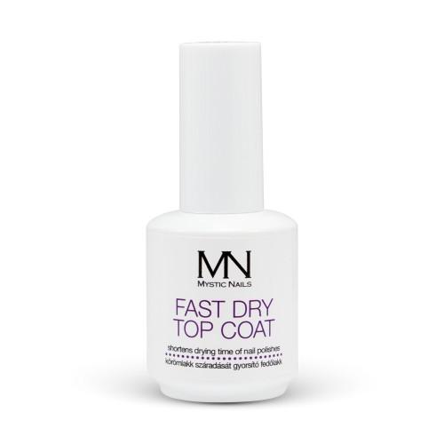 Fast Dry Top Coat - 10ml
