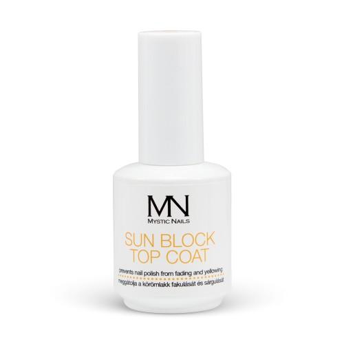 Sun Block Top Coat - 10ml