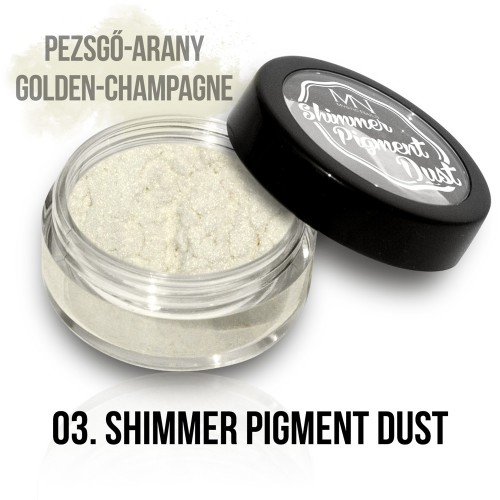 Polvere Pigmentato Shimmer - 03 - 2g