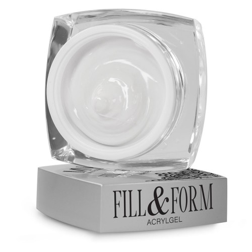 Fill&Form Gel - Shocking White - 4g