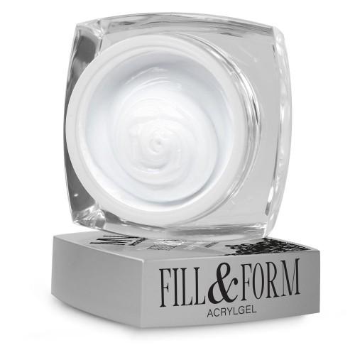 Fill&Form Gel - Super White - 4g