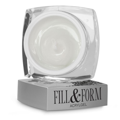 Fill&Form Gel - White - 4g