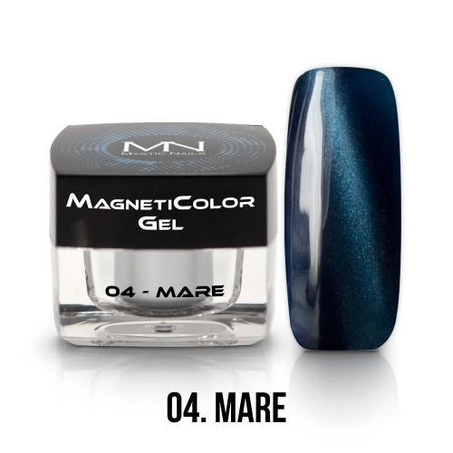MagnetiColor Gel - 04 - Mare - 4g