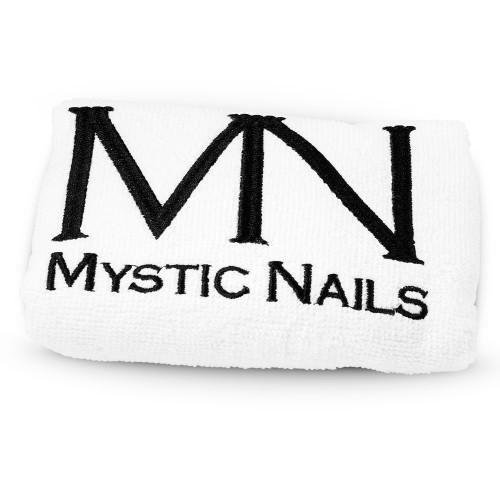 Asciugamano con logo Mystic Nails